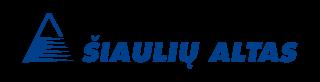 šiaulių altas logo