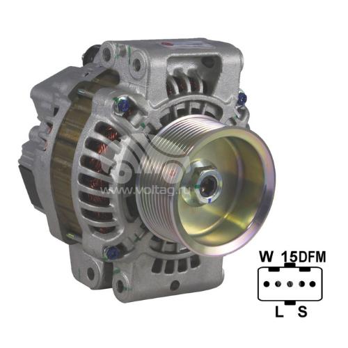 A4TR6091 generatorius