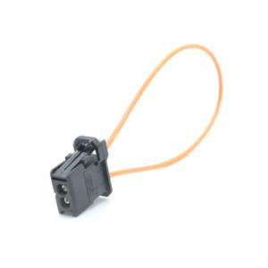 optinio kabelio trumpiklis